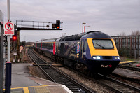 1L32 Swansea - London Paddington | Bristol Parkway | 43186 + 43140