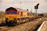 6X38 Marchwood - Eastleigh - Didcot Yard | Didcot Parkway | 66172