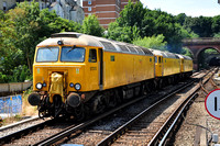 0Y22 Tonbridge West Yard GBRf - St Leonards RE | Hastings | 57310 + 57306 + 57312