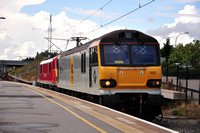 0A06 Crewe TMD - Wembley | Milton Keynes Central | 92002 + 90018