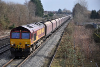 4D06 Didcot PS - Avonmouth | Highworth Jcn | 66172