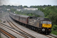 1Z52 Weymouth - Holyhead | Didcot North Junction | 47826 TnT 47804