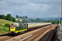 1Z54 Tame Bridge Parkway - Penzance | Aller Junction, Newton Abbot | D9009. 29/06/13